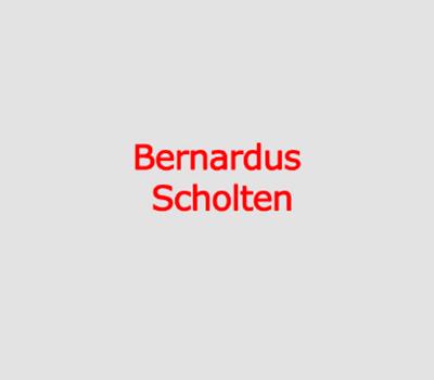 Bernardus Scholten